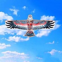 Орел воздушный змей новинка дети Орел воздушный змей Открытый полиэстер хорошая погода воздушный змей упражнения Прямая поставка