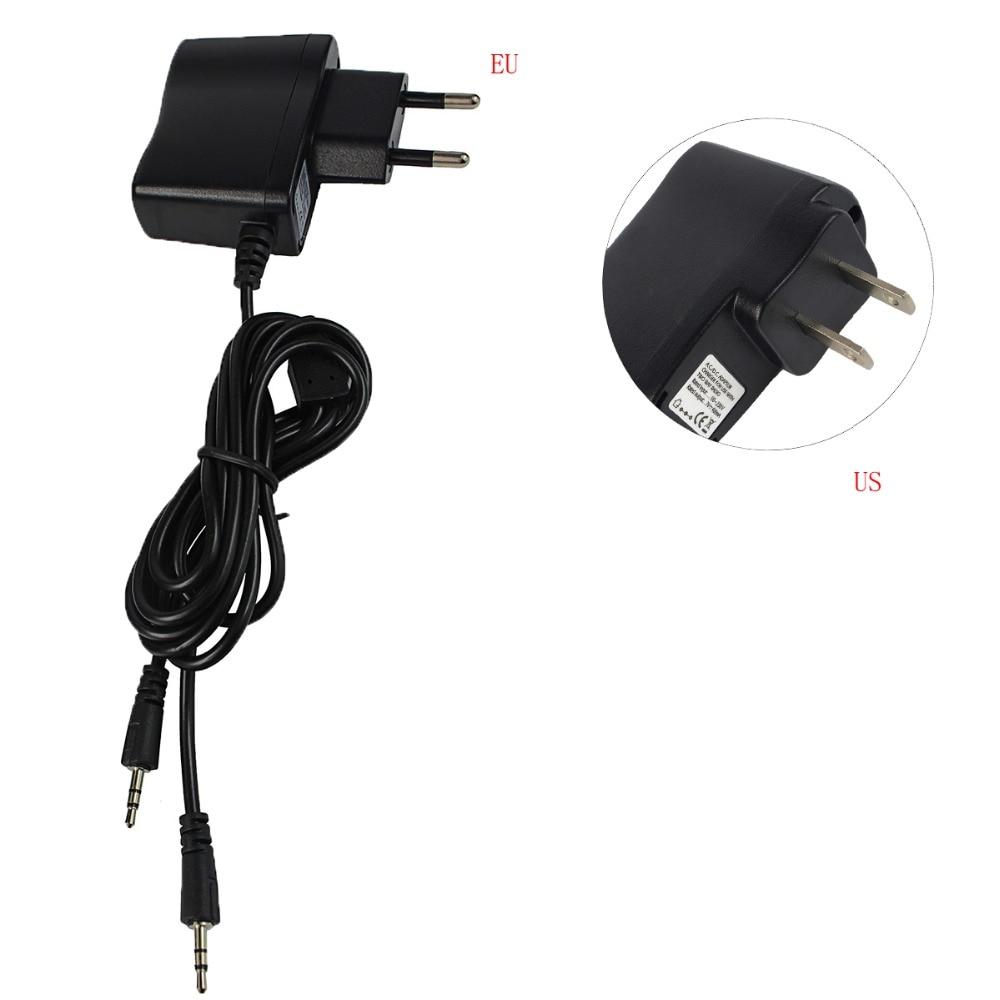 Original 2 en 1 RT388 adaptateur chargeur pour RT-388 à chape entrée 110-240V sortie 5V 1A talkie-walkie chargeur J7027C