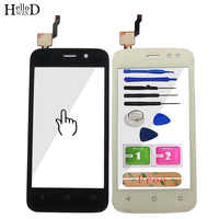 Mobile Touch Screen Glass For ARK Benefit S402 S404 Touch Screen TouchScreen Digitizer Panel Replacement Tools Adhesive