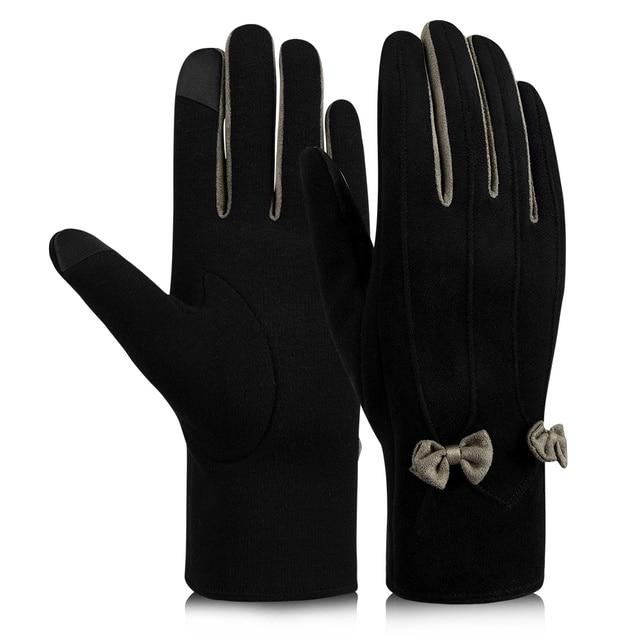 Rękawiczki (reaguje na nie ekran dotykowy) - aliexpress