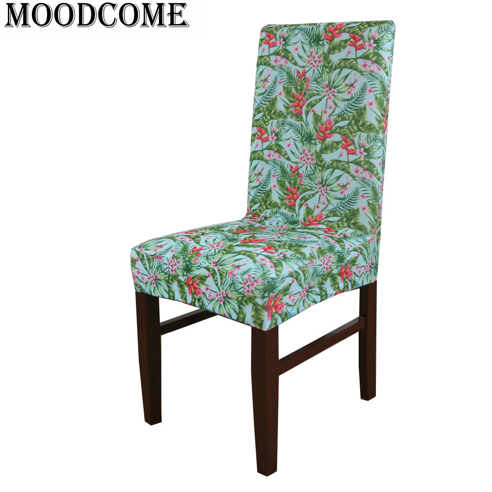 luxury chair covers spandex home decorative elastic ...