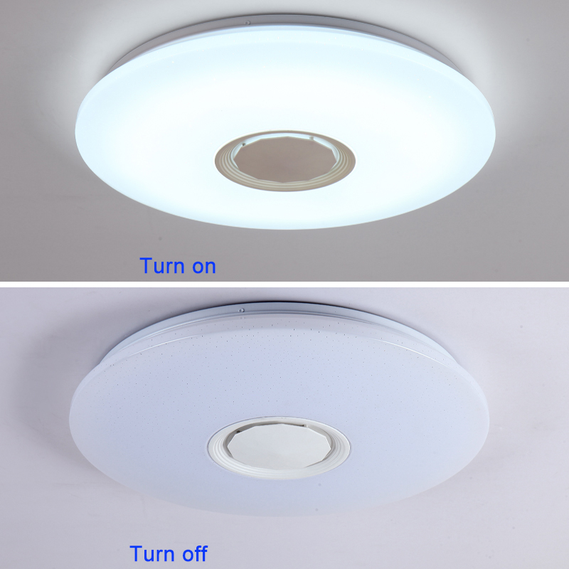 luz de teto luminarias nordic quadrado multicolor pode 05