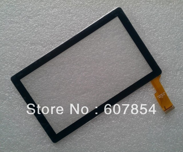 7'' Inch Touch Screen Touch Panel Digitizer Glass For Witcool X5 for Allwinner A13 A10 CZY6075E-FPC