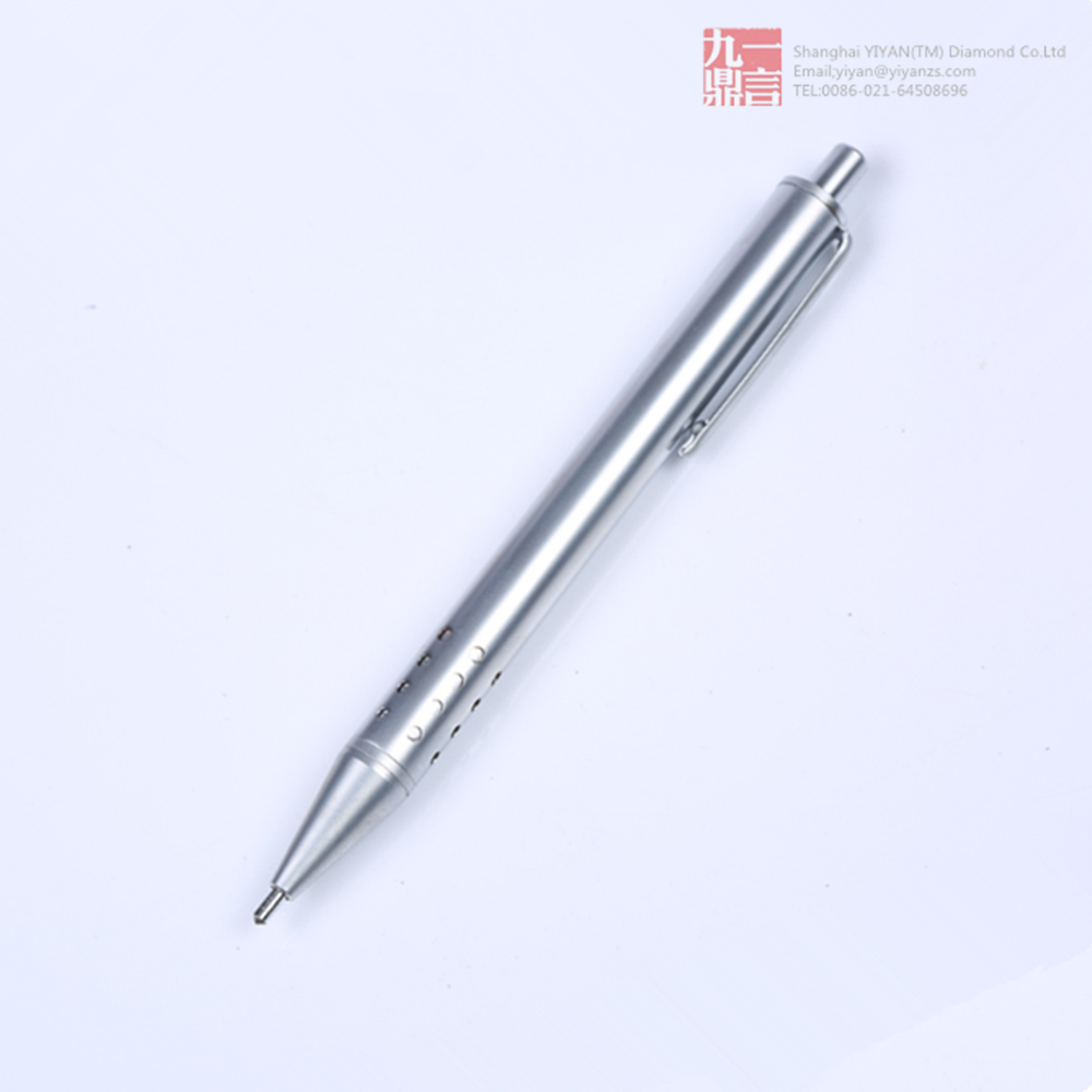 2tk / part briljantidega teemantotsakuline graveeringu pliiats - Abrasiivtööriistad - Foto 1
