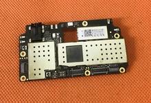 """Mainboard original 4g ram + 64g rom placa mãe para blackview p2 mt6750t octa núcleo 5.5 """"fhd frete grátis"""