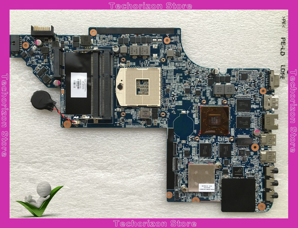 639392-001 for HP pavilion DV7 DV7T DV7-6000 motherboard hm65 chipset Tested working 639391 001 1gb fit for 655991 001 for hp pavilion dv7 dv7 6000 laptop motherboard hm65 s989 ddr3 tested working
