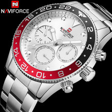 2018 NAVIFORCE Luxury Watch Men Military Sport Watc