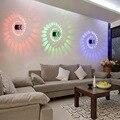 Korridor ganglichter Deckenleuchten einfache kreative nachttischlampe deckenleuchte hause beleuchtung decke form farbwechsel lampe ht18wl4415-in Deckenleuchten aus Licht & Beleuchtung bei