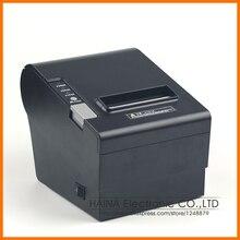 Multilingual 80 MM USB Thermal Printer, POS Printer Auto Cutter Epson compatible Receipt Printer