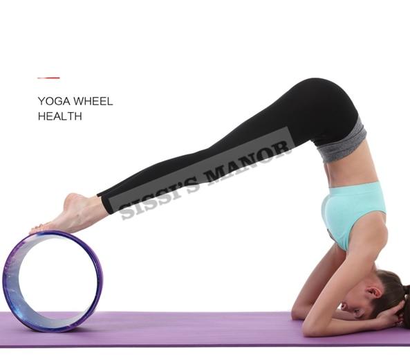 círculo mágico anel ginásio workout volta ferramenta