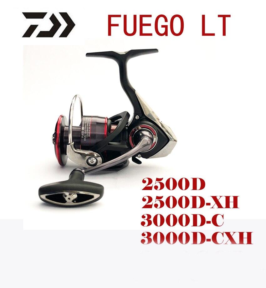 original DAIWA FUEGO LT 2500D 2500D XH 3000D C 3000D CXH Deep Spool 5 3 1