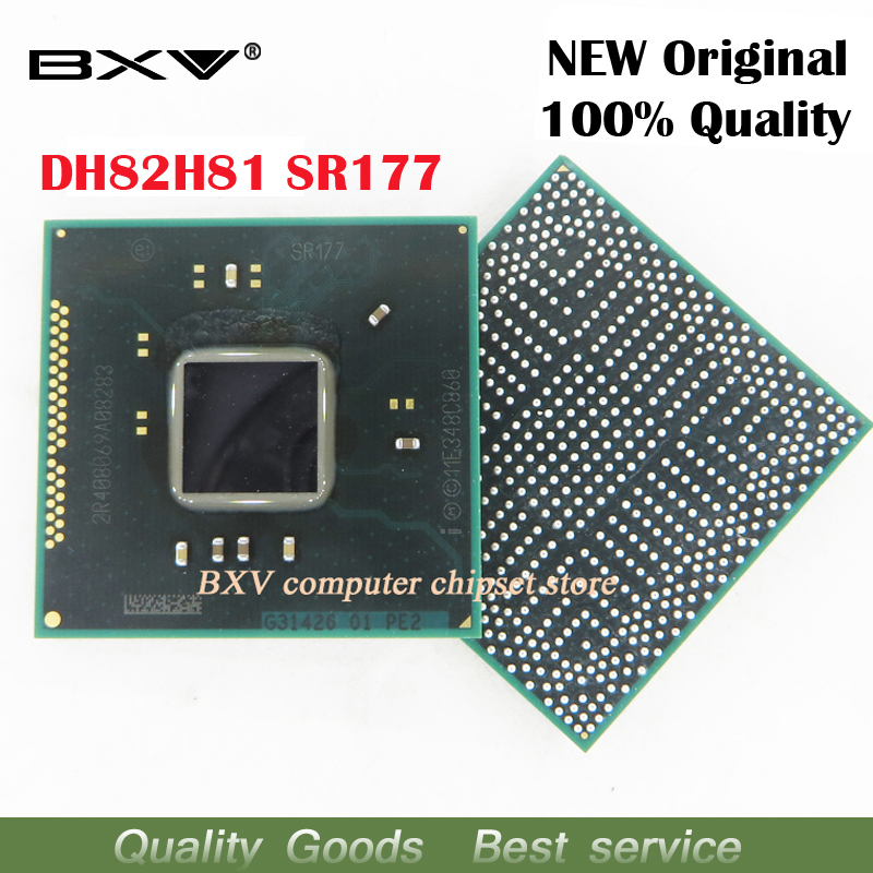 SR177 DH82H81 100% original new BGA chipset for laptop free shipping