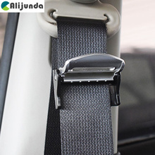 2PCS Plastic Car Seat Belts Clips Safety Adjustable Stopper Buckle Car Styling for Kia Rio K2 K3 K5 K4 Cerato,Soul,Forte,Sportag