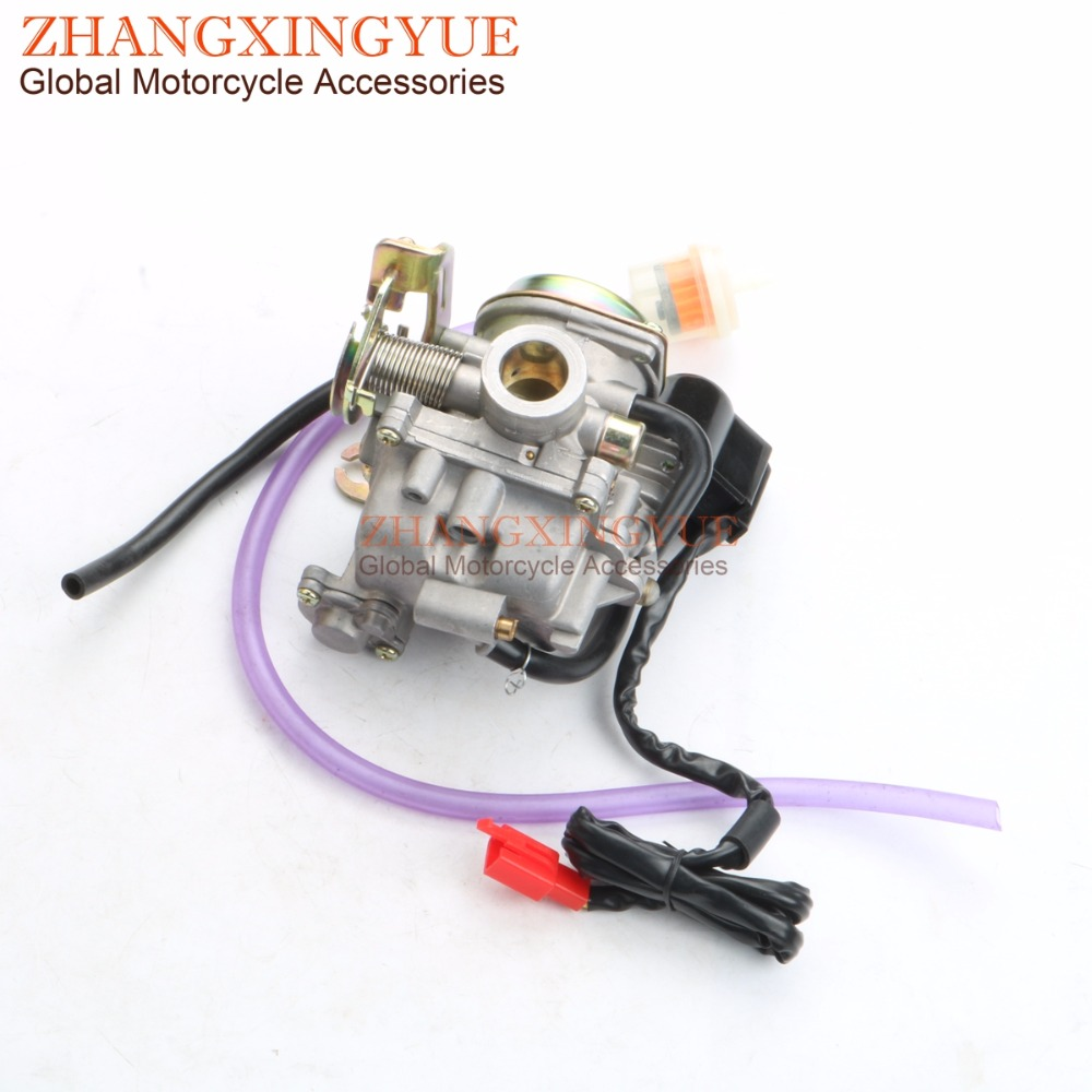 Dazon Moped Carburetor Diagram Electrical Wiring Diagrams 139qmb 50cc Scooter 18 5mm Pd18j For Diamondback 50 Gy6 Auto