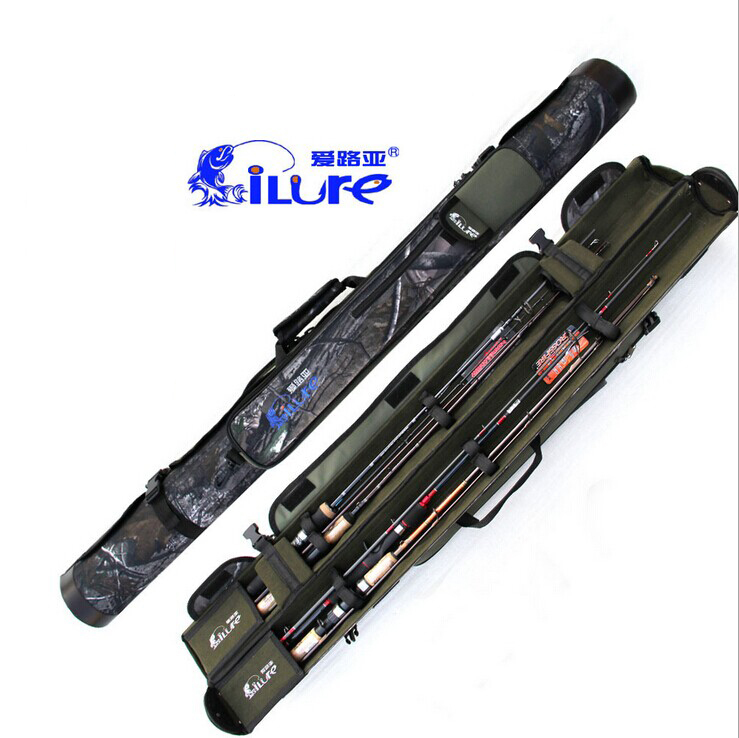 Fishing rod case for Fishing rod travel tubes