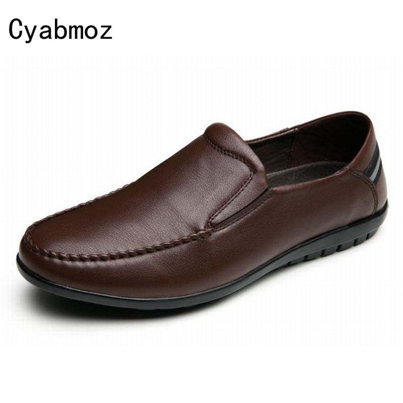 Big Size Genuine Leather Men Flats,Casual Leather Men Shoes,High Quality Men Loafers,Moccasin Driving Shoes,Working Shoes Men npezkgc brand best quality genuine leather men flats casual shoes soft loafers comfortable driving shoes men breathable shoes