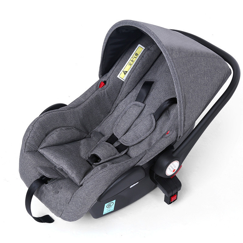 Sleeping Basket Safety for Neonates, Portable Car Seats, Pockets, Umbrellas, Baby Carts, Extra Value, Four In One
