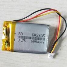 1 шт 602535 3,7 V 600mAh литий-полимерный аккумулятор для F300 F200 F210 Регистратор