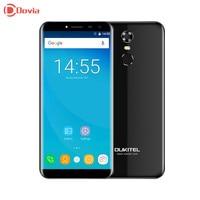 OUKITEL C8 2GB 16GB 3G Smart Phone Oukitel C8 5 5 HD Infinity Display Mobile Phone