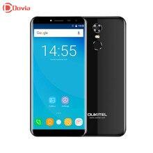 """OUKITEL C8 2 GB 16 GB 3G Smartphone Oukitel C8 5,5 """"HD Unendlichkeit Display Handy Hintere fingerabdruck Batterie leistungsfähige telefon"""