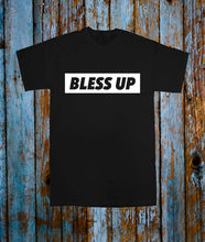 BLESS UP DJ KHALED POPULAR CELEB SLOGAN TEE T SHIRT TOP BLACK WHITE BLOGGER New Shirts Funny Tops Tee Unisex