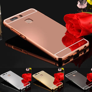 641a81e5444 SYCASE For Huawei P8 Lite P7 P8 Huawei P9 G8 P9 lite Y6 Case Luxury Gold  Plating