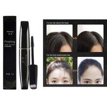 Y& W& F, 1 шт., для укладки, быстрое фиксирование, гель для волос, отделочная паста, артефакт, для мужчин и женщин, предназначенная для длительного моделирования, Восковая Палочка для волос, TSLM2