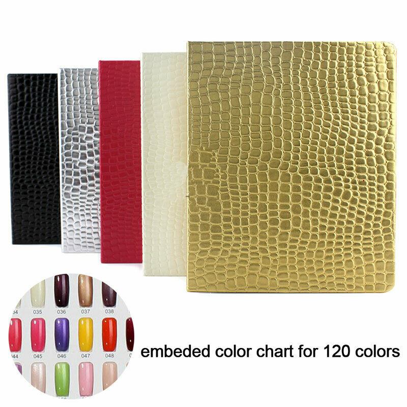 120/160/216 Tips Nail Color Chart Nail Display Book Card UV Gel Polish Manicure Practice Show Case Books Gel Polish Display120/160/216 Tips Nail Color Chart Nail Display Book Card UV Gel Polish Manicure Practice Show Case Books Gel Polish Display