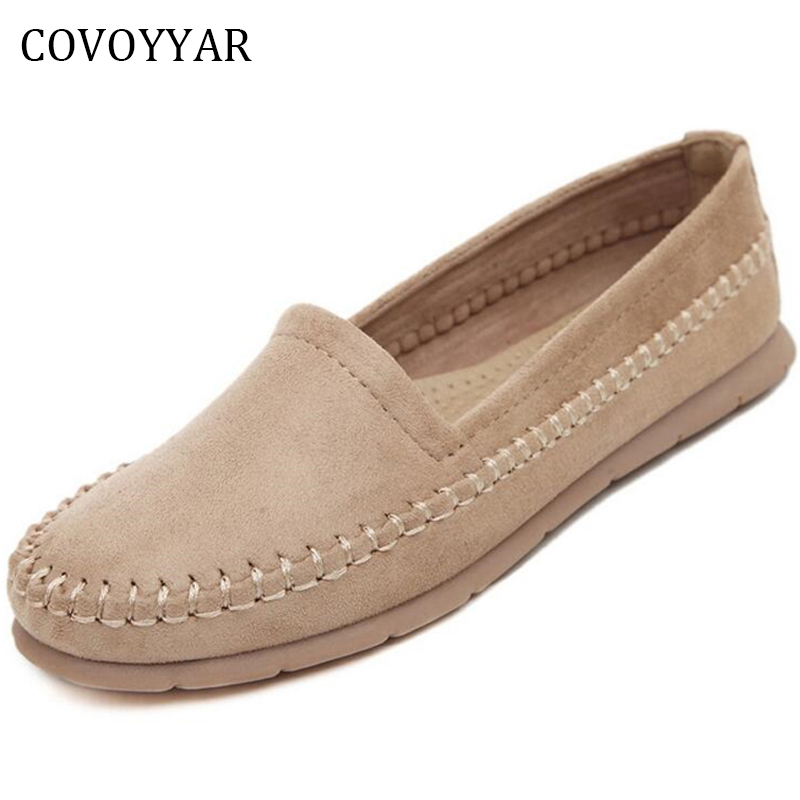 Women Shoes High Taste Naked Color Flat Shoes Woman Loafers Spring Summer Casual Basic S ...