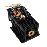 15 Вт высокомощный Лазерный Гравировальный лазерный модуль 455 450нм Синяя лазерная головка для DIY ЧПУ лазерный гравер машина новый