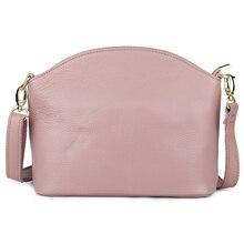 купить Guaranteed Luxurious Cowhide Ladies Messenger Bag New Arrivals European And American Style Large Capacity Women's Leather Bags онлайн