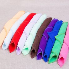 DIDIHOU Hot Sale Small Square Soft Baby Towel Handkerchief For Children Infant Kids Feeding Towel Bathing Hand Washing 10 Color(China)