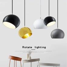 BOKT Modern Nordic Kitchen Pendant Lights Macaron Style Multi-color Round Suspended Ceiling Lamp For kitchen Bedroom Livingroom