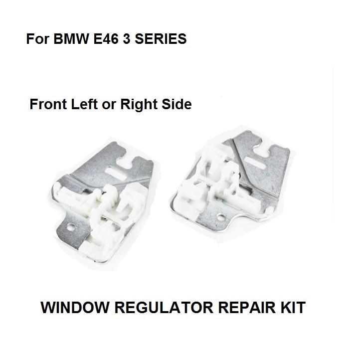 4//5 DOORS RENAULT MEGANE FRONT LEFT NSF WINDOW LIFT REPAIR PLASTIC CLIPS OF 2