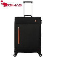 OIWAS 24 Inch High Quality Luggage Bag Rolling With Spinner Wheel Trolley Business Travel Large Capacity