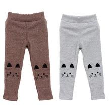 Брюки для девочек Wholesales 2-7Y Baby