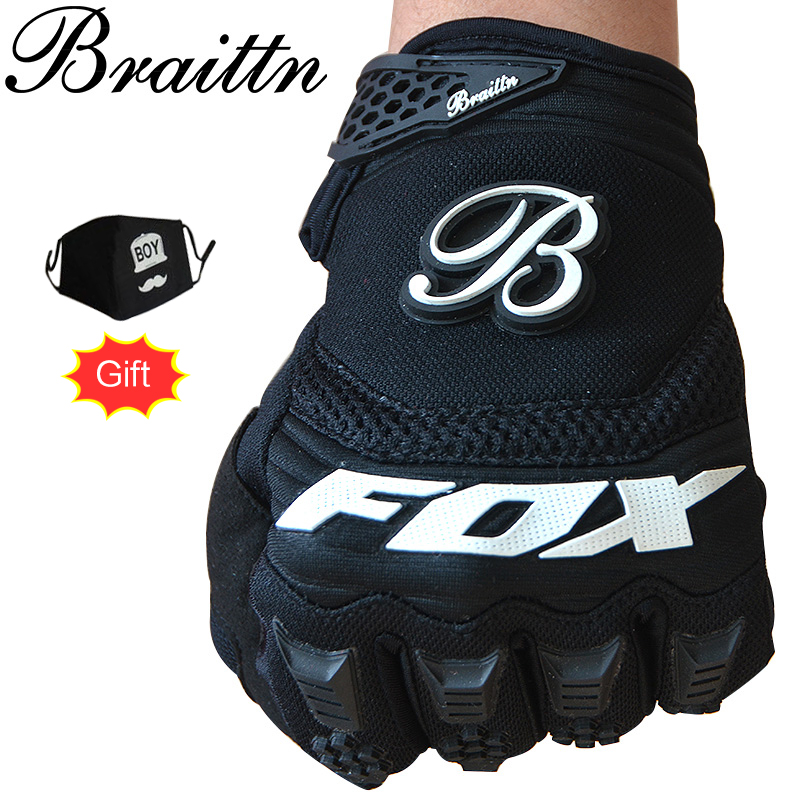 BRAITTN Free shipping 2016 new listed male senior sports outdoor <font><b>cycling</b></font> gloves motorcycle gloves