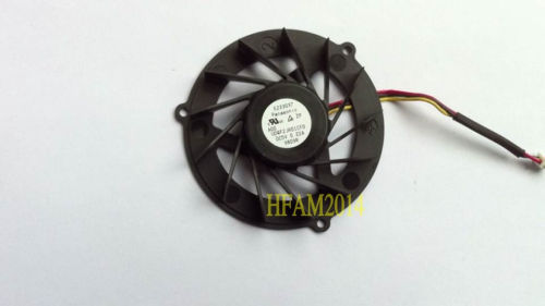 New FOR Dell studio 1450 1457 1458 series CPU cooling fan DFS531205LCOT.