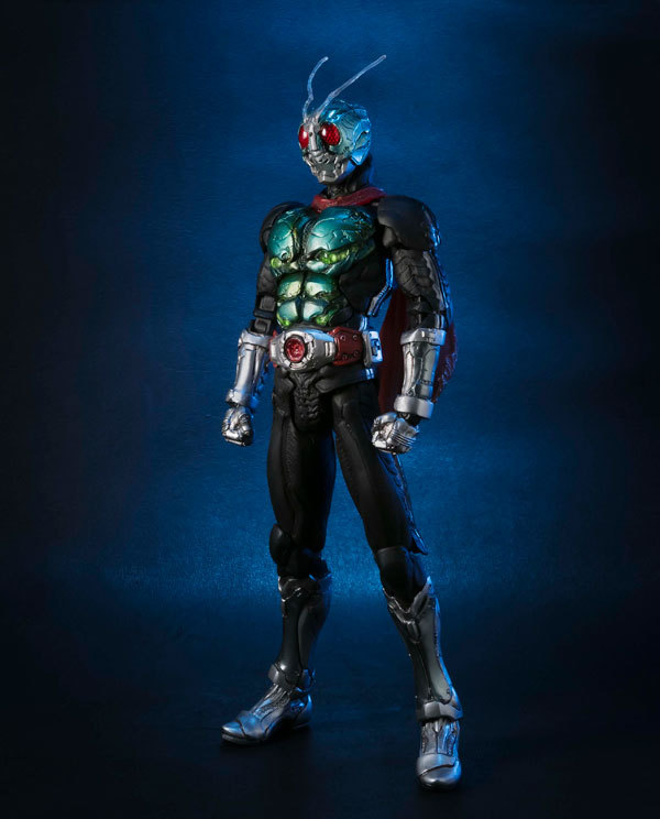 Japanese Kamen Masked Rider Original BANDAI Tamashii Nations SIC/ S.I.C Toy Action Figure - Masked Rider 1 100% original banpresto internal structure collection figure masked rider 1