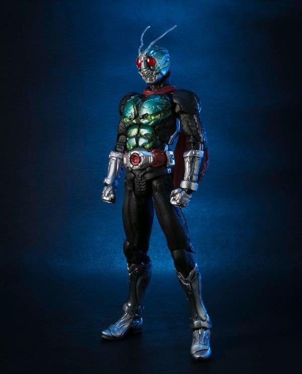 Japanese Kamen Masked Rider Original BANDAI Tamashii Nations SIC/ S.I.C Toy Action Figure - Masked Rider 1