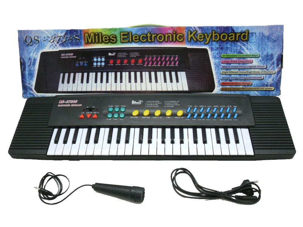Baby Toy Piano Electronic Keyboard Organ Musical Toys