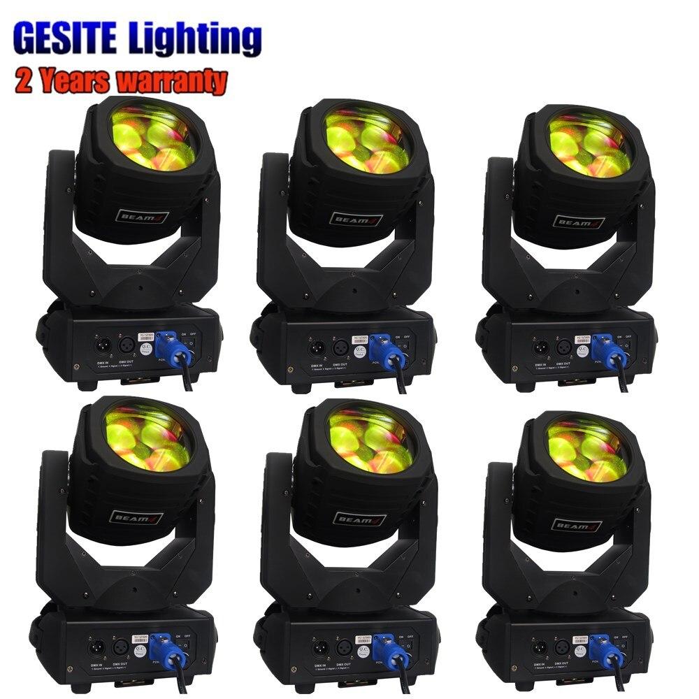 4x25w Super Sharpy beam moving head light dj professional light