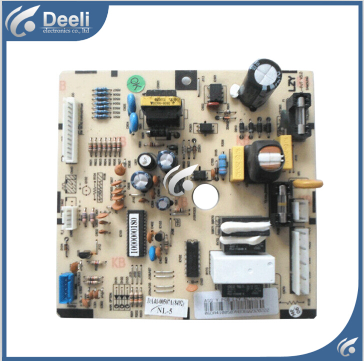 100% new For samsung refrigerator motherboard BCD-230MKV BCD-230MKG Computer board DA41-00507A on sale 95% new original good working refrigerator pc board motherboard for samsung da41 00437a rs19brps da41 00437 da41 00437g on salev