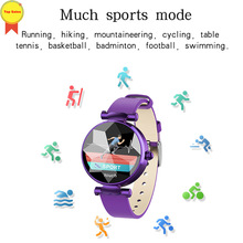 Smart Watch Fashion Female bracelet Wristband multi-Sports IP67 Waterproof Women Smartwatch for IOS Android PK H1 watch band 4 3