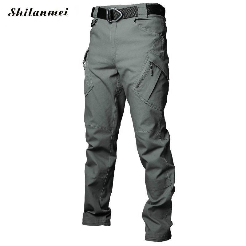 2018 Hommes Randonnée Pantalon Softshell Pantalon Plein Air Pantalon Homme Imperméable Montagne Trekking Ski Sport Pantalon S-xxxl Grande Taille