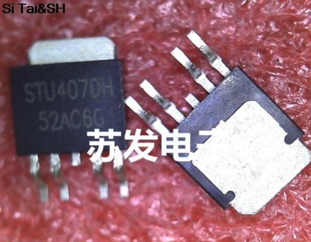 1pcs/lot STU407D STU407DH STU407 407D TO252-4