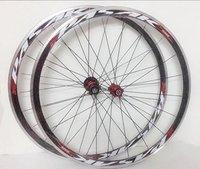 1680 High Quality HOT Sale 700C Alloy V Brake Wheels Bmx Road Bicycle Wheel Aluminium Road