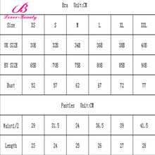 Lover Beauty Sexy Bra And Panty Sets
