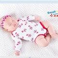 Corpo Do Bebê Oferta Especial New Completa 4 pçs/lote Romper Do Bebê Da Menina do Menino Roupas da Longo-luva 2016 Verão Macacões Recém-nascidos macacão Presente
