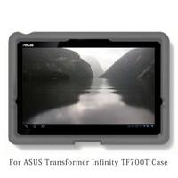 MingShore Robusto À Prova de Choque de Silicone Caso Capa Protetora Para ASUS Transformer TF700T Infinito Tablet 10.1 Tablet PC